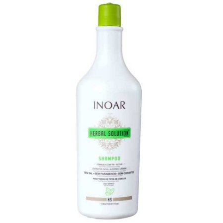 Inoar - Herbal Solution Shampoo Profissional 1L