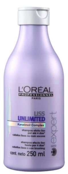 L'Oréal - Liss Unlimited Shampoo 250ml