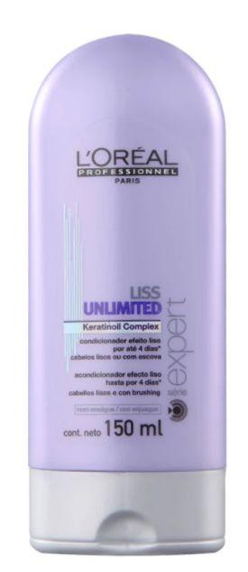 L' Oréal - Liss Unilimited Condicionador 150ml