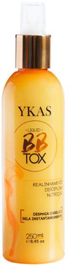 Ykas Hair Technology - BB TOX Líquido Desmaia Cabelo 250ml