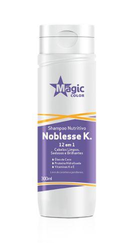 Magic Color - Noblesse K. Shampoo Nutritivo 12 em 1 300ml