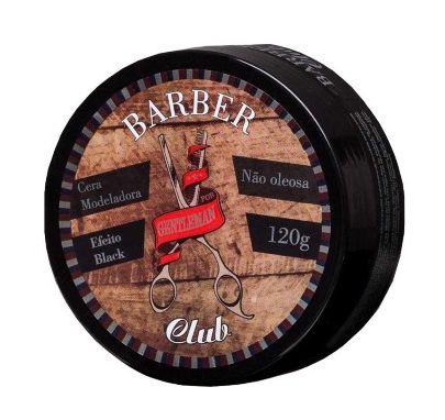 Lattans - Barber Club Cera Modeladora Efeito Black 120g