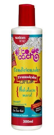 Salon Line - #TodeCacho Transição Capilar Condicionador Hidratação Mara 300ml