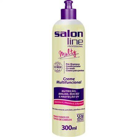 Salon Line - Multy Creme Multifuncional 300ml