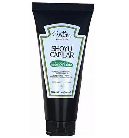 Portier -  Gourmet Collection Shoyu Capilar Máscara de Hidratação Intensa 250g Linha Gourmet