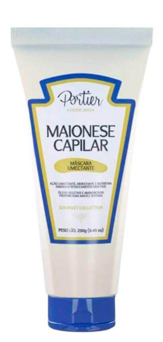 Portier -  Gourmet Collection Máscara Umectante Maionese Capilar 250g