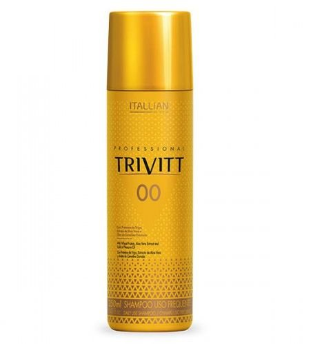 Itallian Hairtech - Trivitt 00 Shampoo 250ml