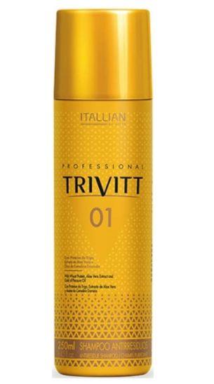 Itallian Hairtech - Trivitt 01 Shampoo Antiresíduo 250ml