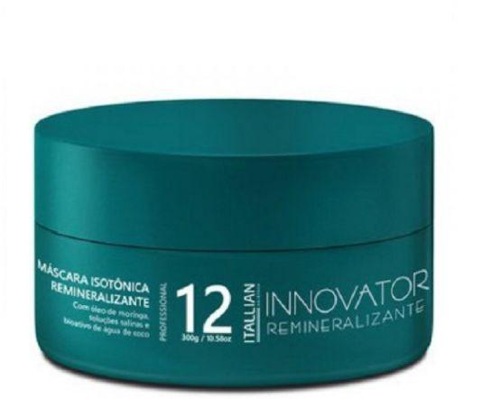 Itallian Hairtech - 12 Innovator Máscara Isotônica Remineralizante 300g