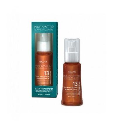 Itallian Hairtech - Innovator 13 Remineralizante Elixir Finalizador 60ml