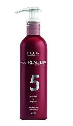 Itallian Hairtech - Extreme Up 5 Condicionador Liso Fugace 230ml