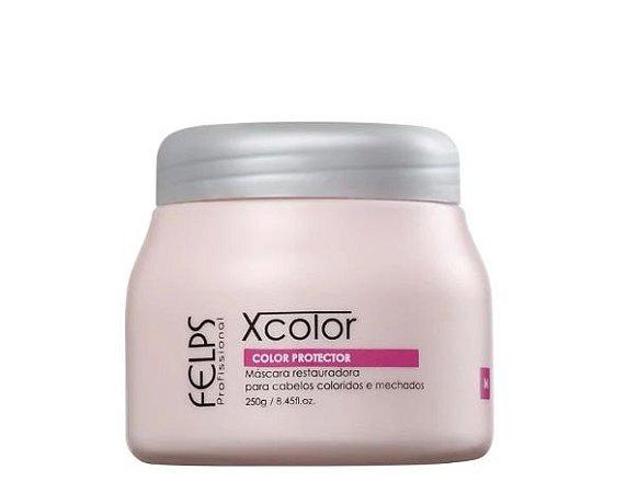 Felps - Xcolor Color Protector Máscara Restauradora e Hidratante 250g