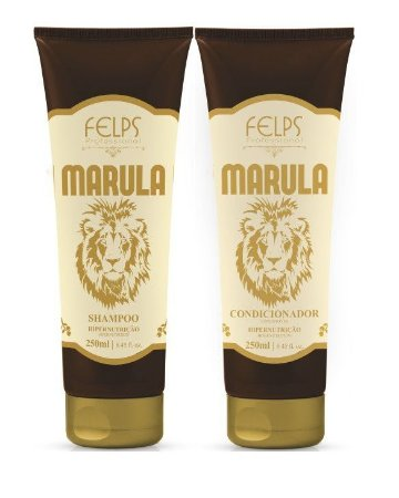 Felps - Marula Hipernutrição Kit Shampoo + Condicionador 250ml cada