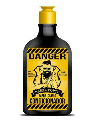 Barba Forte - Danger Condicionador 170 ml