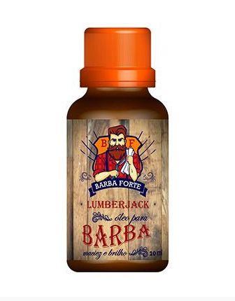 Barba Forte - Lumberjack Óleo para barba 10ml