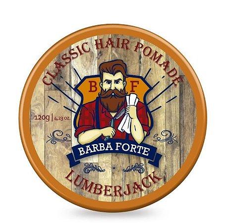 Barba Forte - Lumberjack Classic Hair Pomade 120g