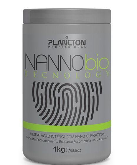 Plancton - Nano bio Tecnology Máscara Hidratação Intensa 1kg