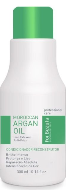 For Beauty - Moroccan Argan Oil Condicionador Reconstrutor 300ml