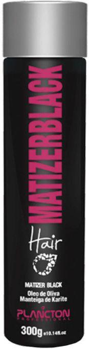 Plancton - Matizer Black Máscara Matizadora 300g