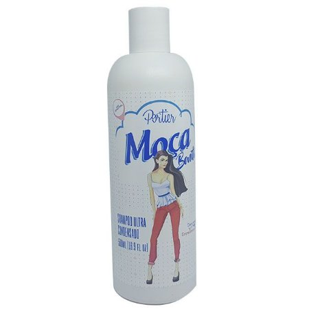 Portier - Moça Bonita Shampoo Ultra Condensado 500ml