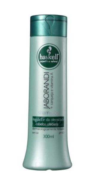 Haskell - Jaborandi Shampoo 300ml Cabelo Oleoso