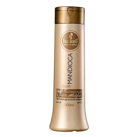 Haskell - Mandioca Shampoo 300ml Cabelo Opaco