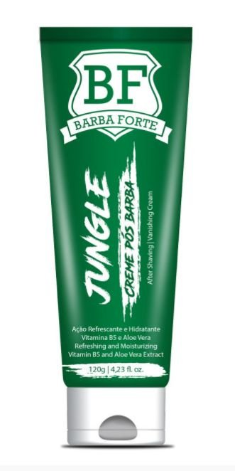 Barba Forte - Jungle Creme Pós Barba 120g