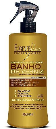Forever Liss - Queratina Líquida Banho de Verniz 300ml