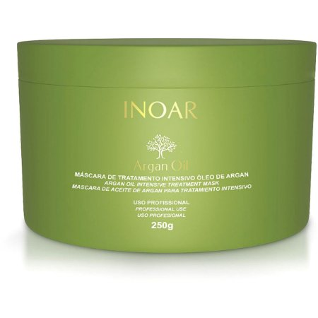 Inoar - Argan Oil Máscara de Tratamento Intensivo 250g