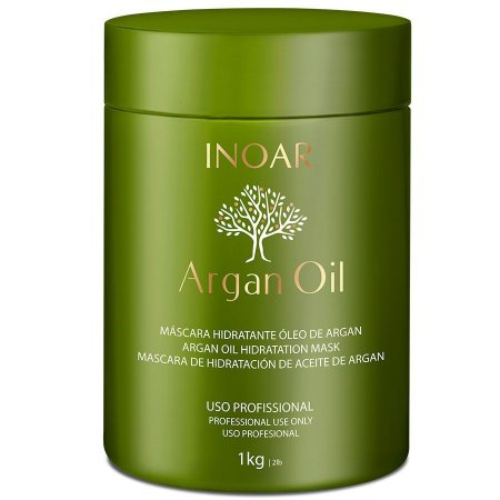 Inoar - Argan Oil Máscara de Tratamento Intensivo 1kg
