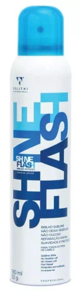 Felithi - Shine Flash Spray de Brilho Intenso 180ml