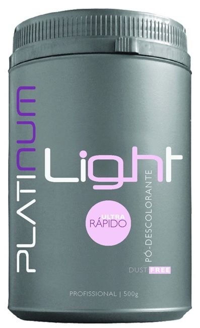 Felithi - Platinum Light Pó Descolorante Ultra Rápido Dust Free 500g