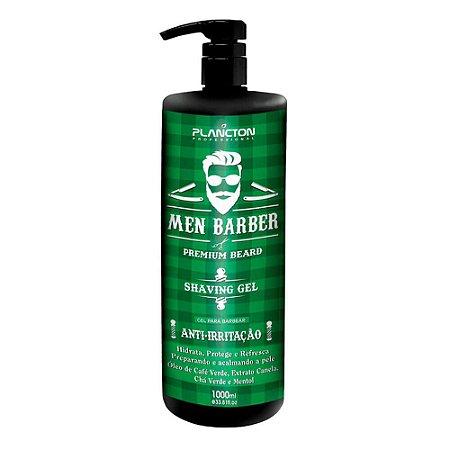 Plancton - Men Barber Gel Para Barbear Shaving Gel 1000ml