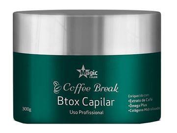 Magic Color - Coffee Break Btox Capilar 300g