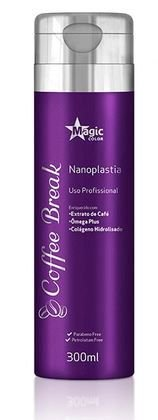 Magic Color - Coffee Break Nanoplastia Redutor de Volume 300ml