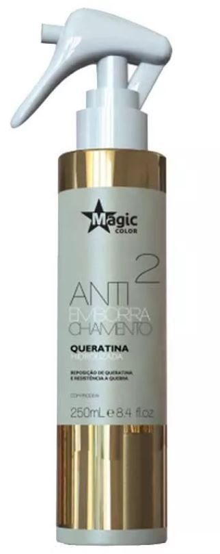 Magic Color - Antiemborrachamento 2 Queratina Hidrolisada 250ml