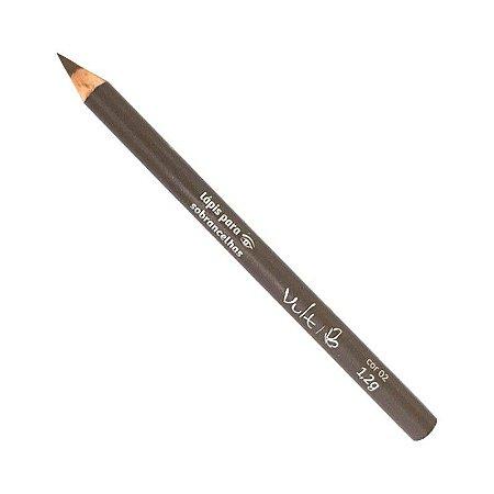 Vult - Lápis Para Sobrancelha Madeira Cor 02 1.2g