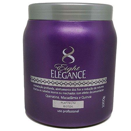 Elegance Eight - Redutor de Volume Platinum Matizador 1kg (Creme Alisante)