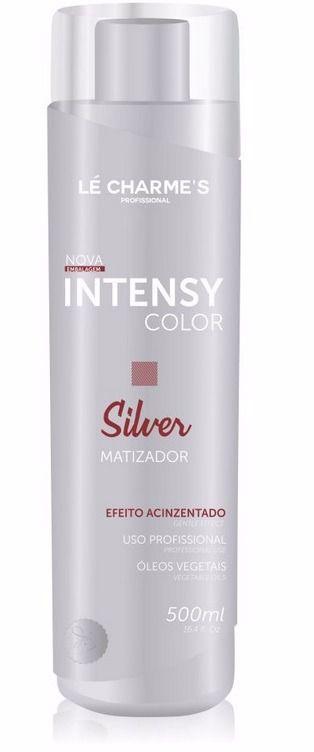 Lé Charme's - Intensy Color Silver Máscara Matizadora Efeito Prata 500ml