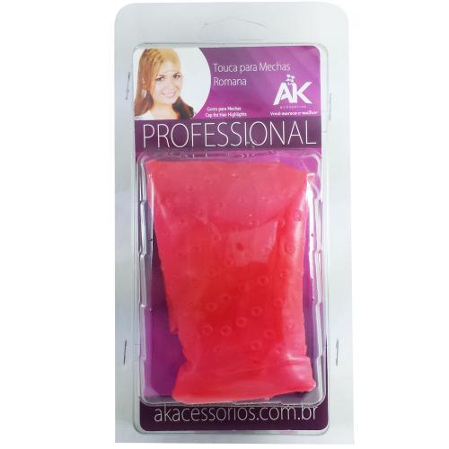 Mechas - AK Touca Romana Vermelha