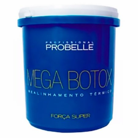 Probelle - Mega Redutor de Volume 1kg Realinhamento Térmico (Creme Alisante)