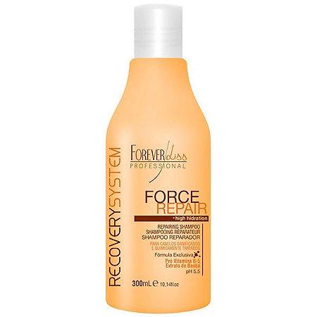 Forever Liss - Force Repair Shampoo Reconstrução Capilar Home Care 300ml
