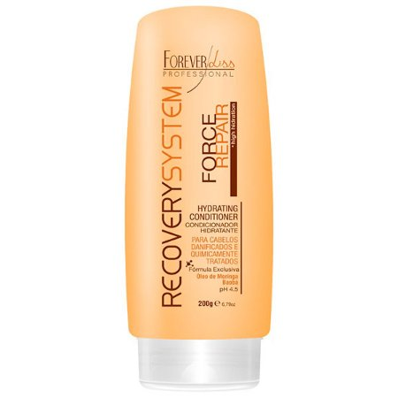 Forever Liss - Force Repair Condicionador Reconstrução Capilar Home Care 200g