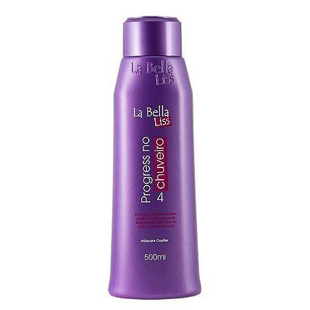 La Bella Liss - Escova Progressiva No Chuveiro 500ml (1 passo) Nova Embalagem