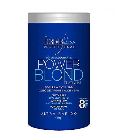 Forever Liss - Power Blond Platinum Pó Descolorante 450g