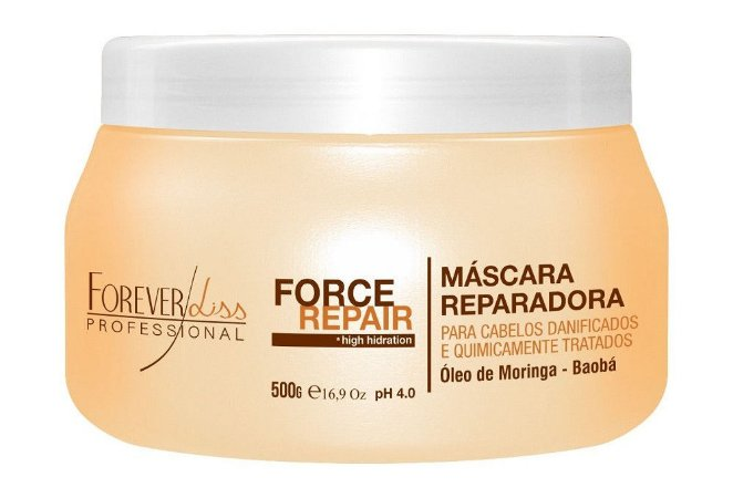 Forever Liss - Force Repair Máscara Reparadora 500g
