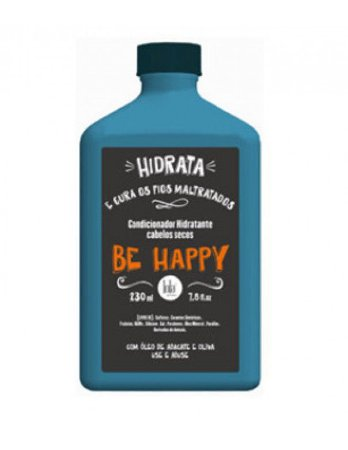 Lola Cosmetics - Be Happy Condicionador Cabelos Secos 250ml