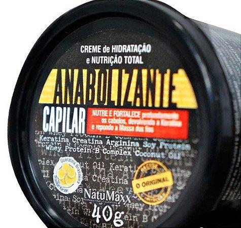 NatuMaxx - Fortificante Capilar 40g Máscara Hidratação