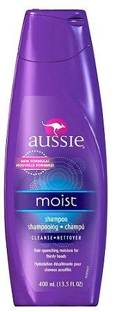 Aussie - Moist Shampoo de Hidratação 400ml