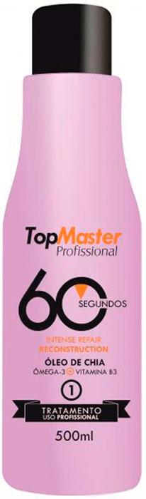 Top Master - Intense Repair 60 segundos Reconstrutor (passo 1) 500ml